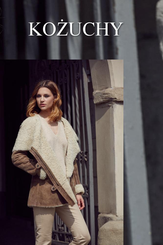 f8e0f561faa32 Kożuchy damskie płaszcze i wyroby z wełny - GOŁDA - Producent kożuchów